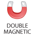Double Magnetic